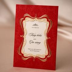 Individualisiert Classic Style Wrap & Pocket Invitation Cards (Satz Von 50) (114031405)