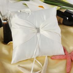 Красивая Кольцо подушки с Ленты/Стразы (103018441)