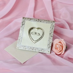Stile Cuore Fold Top Invitation Cards (Set di 50) (114033300)