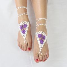 Blonder Foot Smykker (Selges i ett stykke) (107122429)