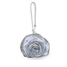 Mode Satin Wristlet Taschen/Braut Geld-Beutel (012005446)