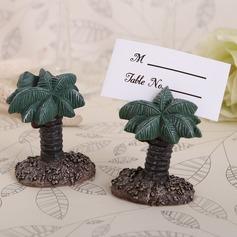Design floral Résine Porteurs de cartes (Lot de 2) (051024993)