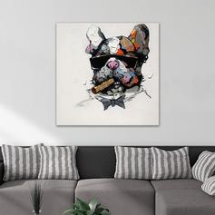 симпатичный холст Домашнего декора (Продается в виде единой детали) (203171315)