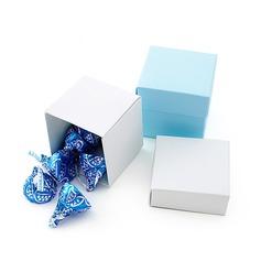 простой Корень картона бумаги Фавор коробки и контейнеры (набор из 24) (050024338)
