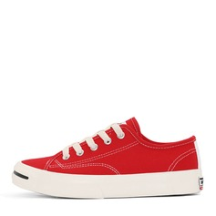 Женщины Холст Плоский каблук На плокой подошве Закрытый мыс с Шнуровка обувь (086164467)