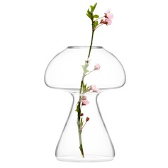 Svampformad Glas Vas (128048468)