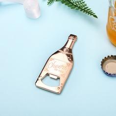 Бутылка шампанского цинковый сплав Открывалки для бутылок (набор из 4) (051205242)