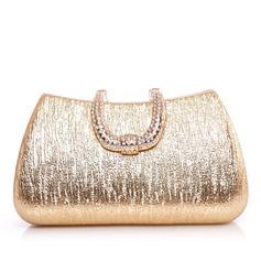 Mode Lackleder mit Strass Handtaschen (012028447)
