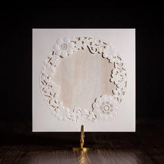 Bloemen Stijl Wrap & Pocket Uitnodigingskaarten (Set van 50) (114084657)
