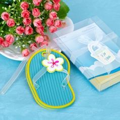 Дизайн обуви резиновый Бирки для багажа с Ленты/Тег (051020300)
