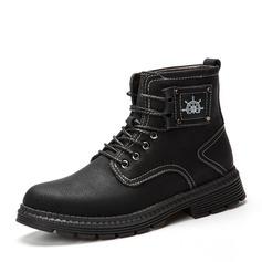 Мужская натуральня кожа Chukka вскользь Men's Boots (261172210)