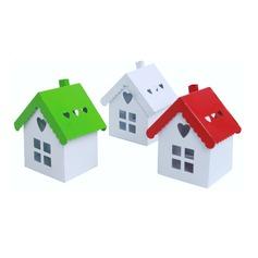 милый дом образный Металл Коробочки (Продается в виде единой детали) (050120607)