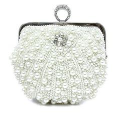 Style Pearl Polyester/Oäkta Pearl Grepp (012048441)