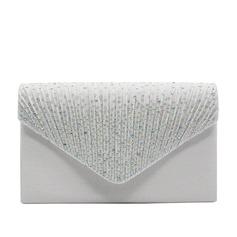 Элегантные Кристалл / горный хрусталь Клатчи/Роскошные сумка (012139092)