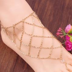 Alloy Foot Jewellery (Set of 2) (107156791)
