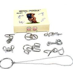 игрушки Современный Металл Набор головоломок головоломки мозга неперсонализированную Подарки (129140514)