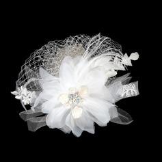 Moda Cristal Rede Flores (042015995)