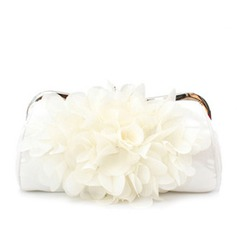 Prächtig Satin/Chiffon Handtaschen (012006681)