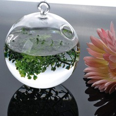 Durchmesser 8cm Schön Einfache Hängen Glas Vase (In Einem Stück Verkauft) (128070744)