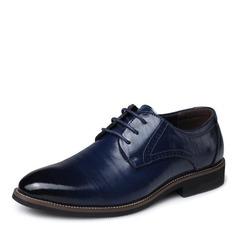 Hommes Similicuir Dentelle Chaussures habillées Travail Chaussures Oxford pour hommes (259172237)