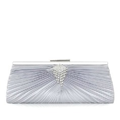 Fashionable Satin Clutches (012008673)