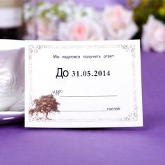 personalisé Style Florale Cartes de réponses (Lot de 50) (114055004)