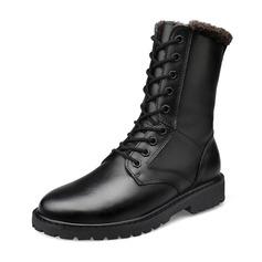 Мужская натуральня кожа Chukka вскользь Men's Boots (261176400)