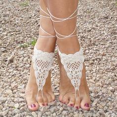 Кружева Ноги Ювелирные изделия (Продается в виде единой детали) (107122410)