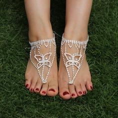 горный хрусталь Alloy Ноги Ювелирные изделия (Продается в виде единой детали) (107122421)
