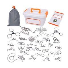 игрушки Современный Металл Набор головоломок головоломки мозга неперсонализированную Подарки (129140507)