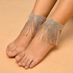 Alloy Foot Jewellery (Set of 2) (107156786)