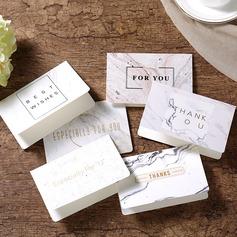 современный стиль/цветочный Стиль Боковой складкой поздравительные открытки/Спасибо карты/Поздравительные открытки (набор из 10) (114205173)