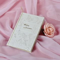 Stile Floreale Tri-Fold Invitation Cards (Set di 50) (114033295)