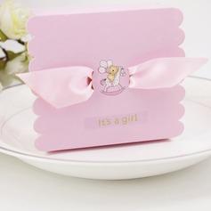 Младенцев день Корень картона бумаги Коробочки с Ленты (набор из 12) (050112968)