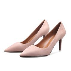 Donna Similpelle Tacco a spillo Stiletto scarpe (085103023)