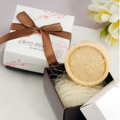 Cherry Blossom Soaps With Ribbons (051011471)
