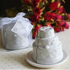 торт в форме керамика соль и перец шейкеры (Набор из 2 штук) (051024912)