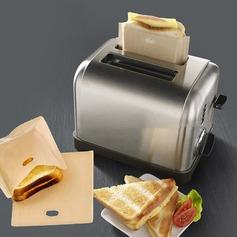 Modern Classic Non Stick uudelleenkäytettäviä leivänpaahtien laukut voileipää ja grillata (Sarja 6) Ei ole Henkilökohtaista Lahjat (129140468)