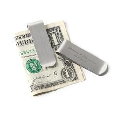 Personalizado Bonito Aço inoxidável Garrafa de clipes de dinheiro (129061330)