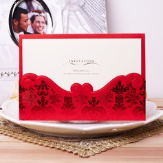 klassisk stil Wrap & Pocket Invitation Cards (Sats om 50) (114031408)