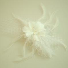 Дамы Красивая чистая пряжа/перо/шелковые цветы лоб ювелирные изделия (042143683)