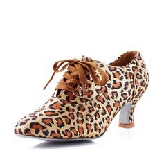 Femmes Satiné Talons Escarpins Moderne Chaussures de danse (053041591)