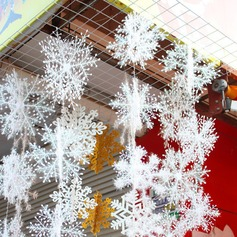Diseño de Navidad Plástico (6 piezas) (051148635)